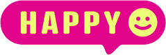Happy :) Logo